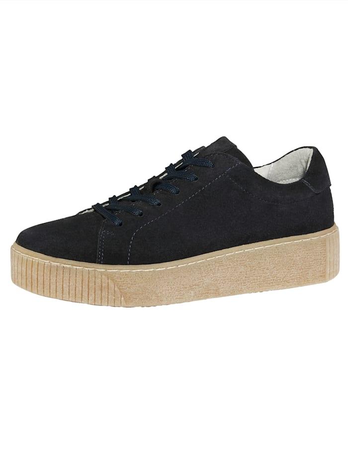 Filipe Shoes Sneakers i moteriktig modell, Marine