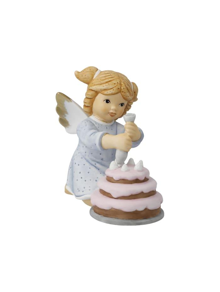 Goebel Engel Ein Kuchen zum Fest, Bunt