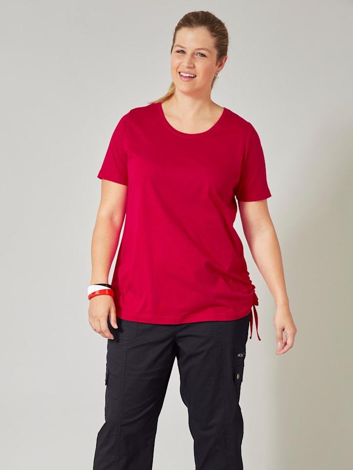 Janet & Joyce Shirt, Rot