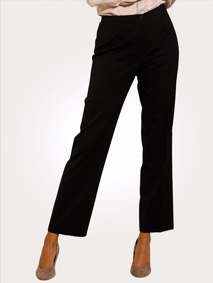 Artigiano Trousers, Black