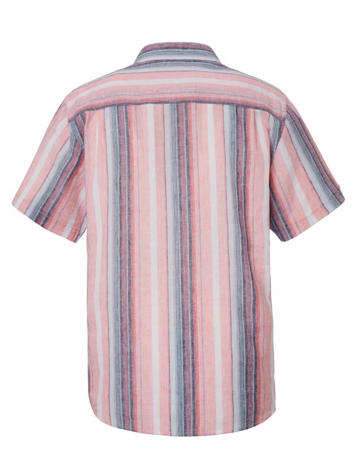 Hemd in luftiger Sommerqualität