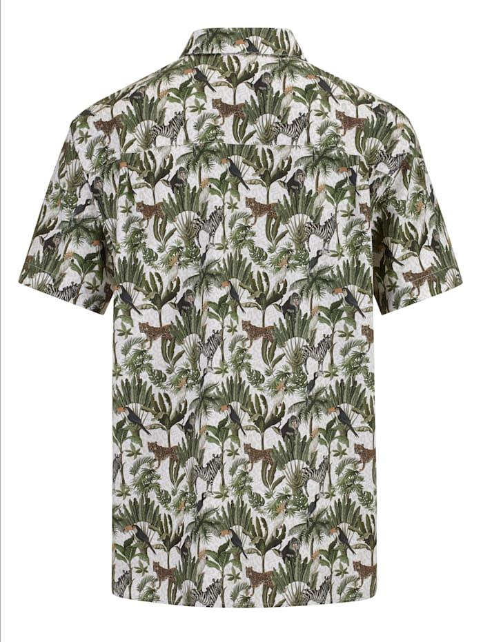 Hemd mit Reverskragen