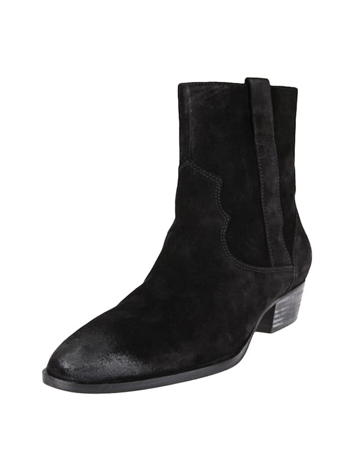 COX Stiefelette Trend-Boots, schwarz