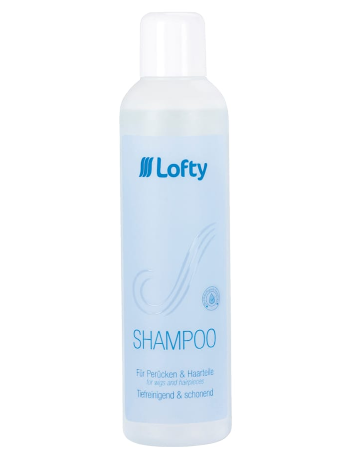 Lofty Perücken Shampoo, weiß