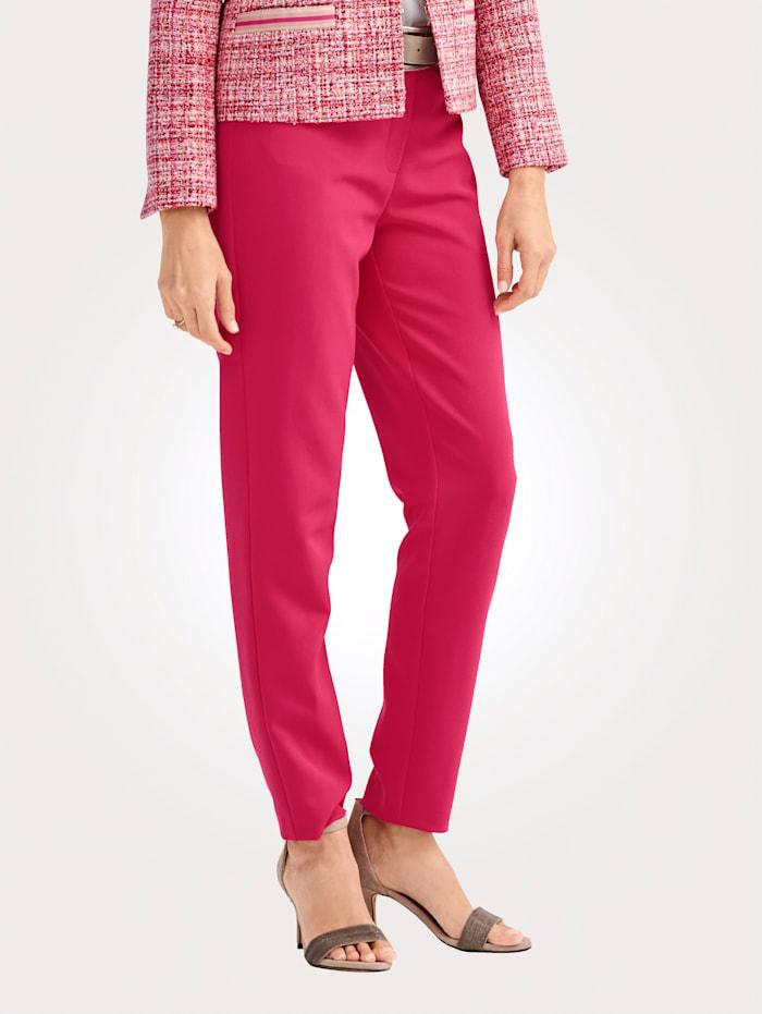 MONA Pantalon, Rose vif