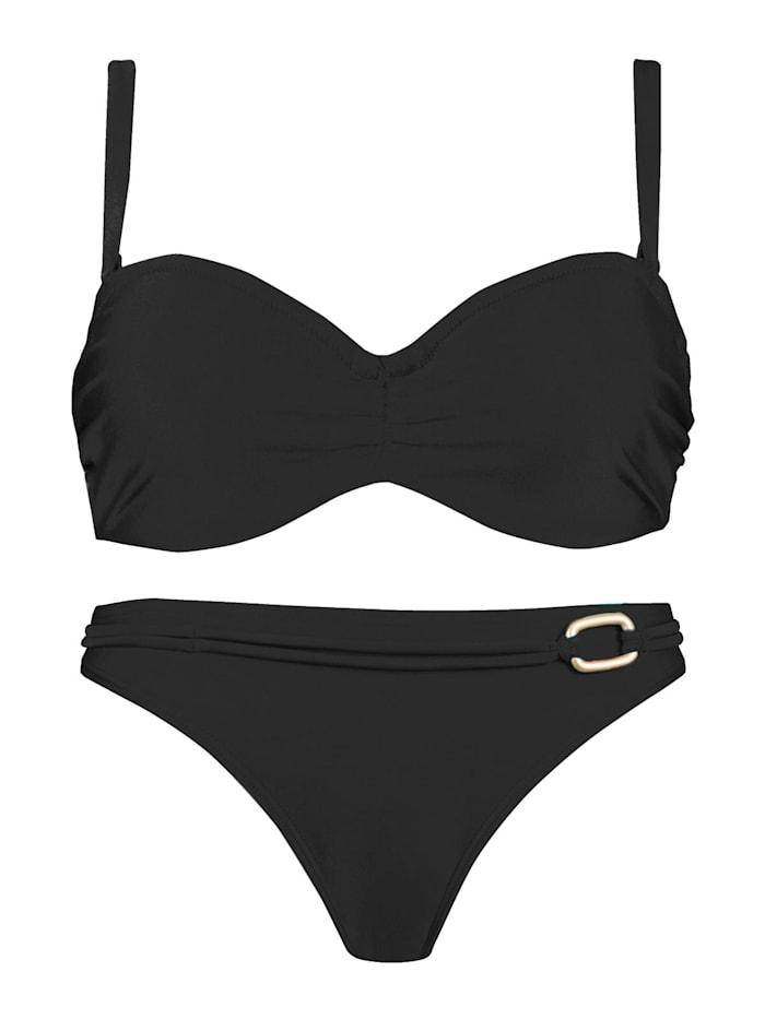 Bandeau Bügel Bikini