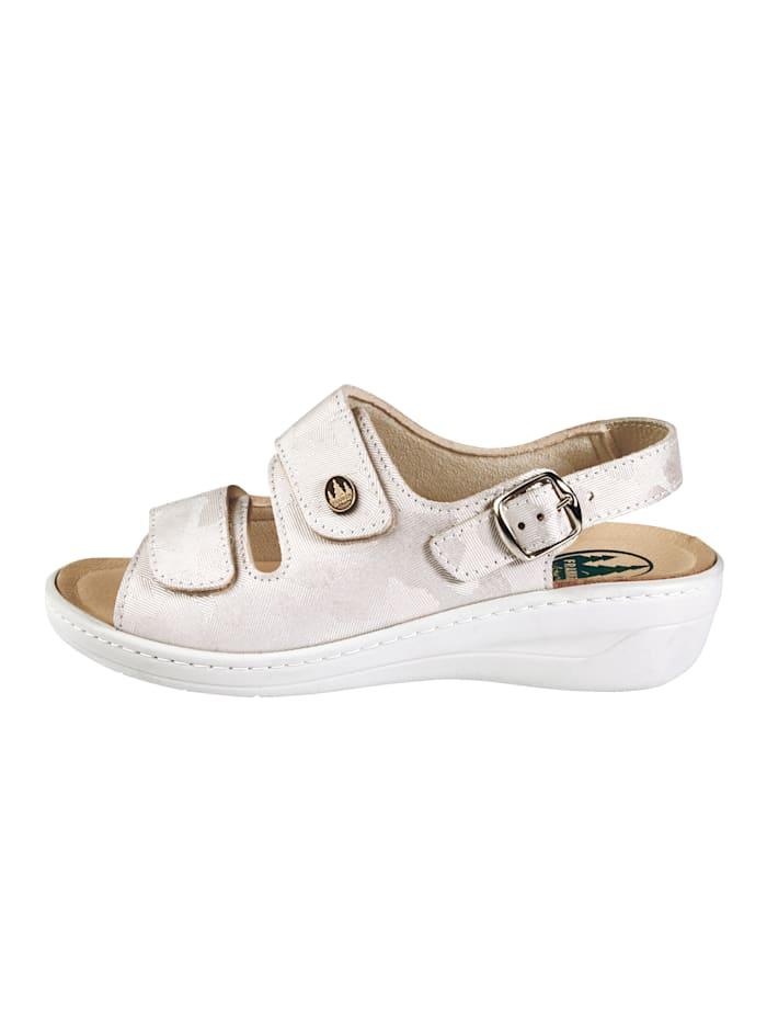 Sandale ideal geeignet bei Hallux Valgus