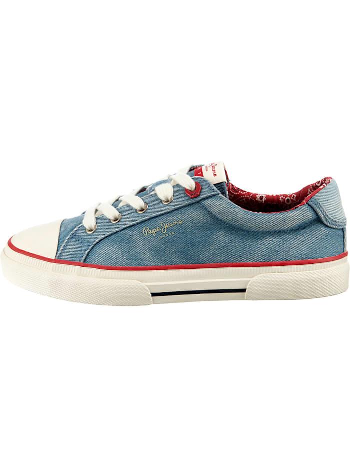Kenton Denim Sneakers Low