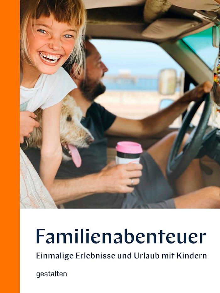 gestalten Verlag Bildband 'Familienabenteuer', mehrfarbig