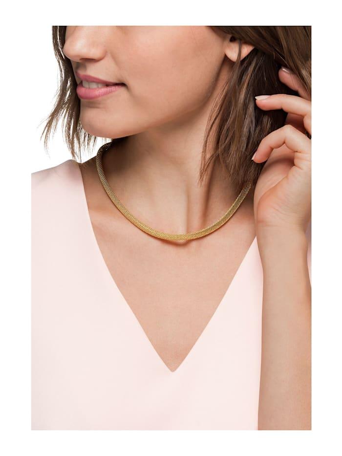 CHRIST Gold Damen-Kette 585er Gelbgold Gold