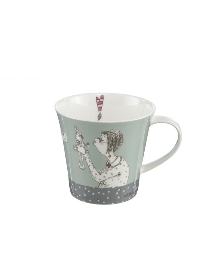 Goebel Coffee-/Tea Mug Barbara Freundlieb - Prinz oder nicht