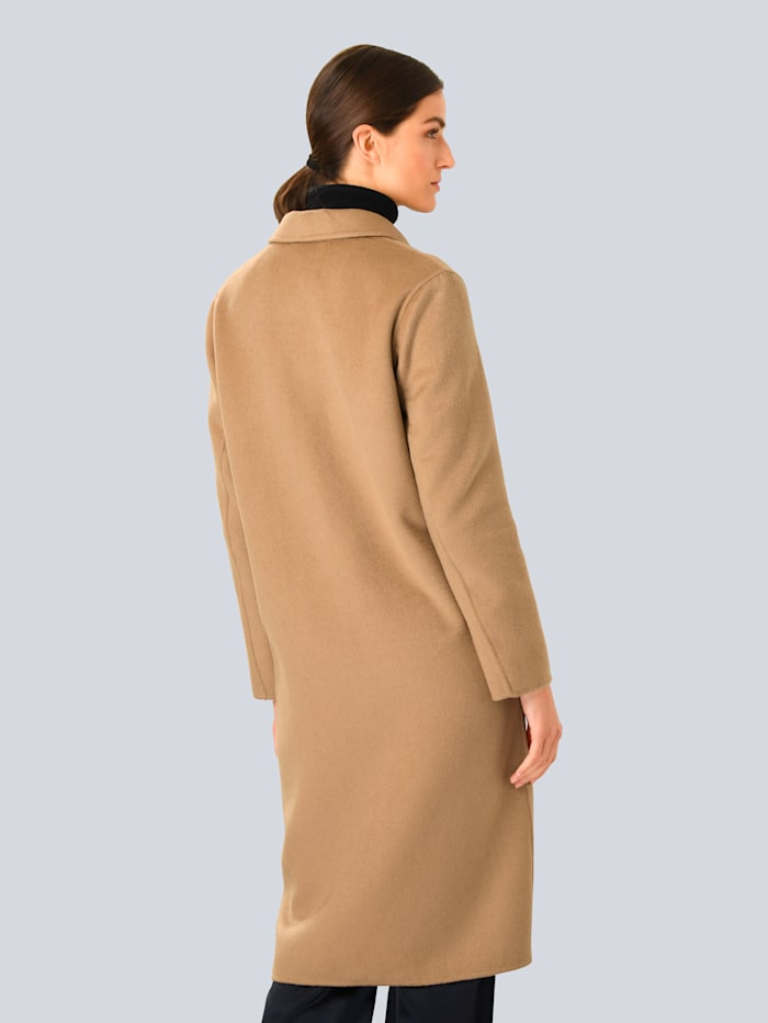 Mantel in schöner Qualität mit hohem Woll-Anteil