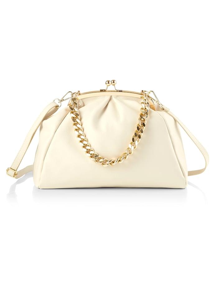 SIENNA Crossbody-Bag, Creme-Weiß