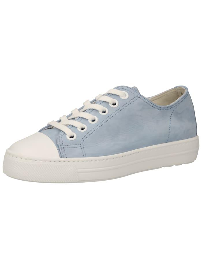 Paul Green Paul Green Sneaker, Blau/Weiß