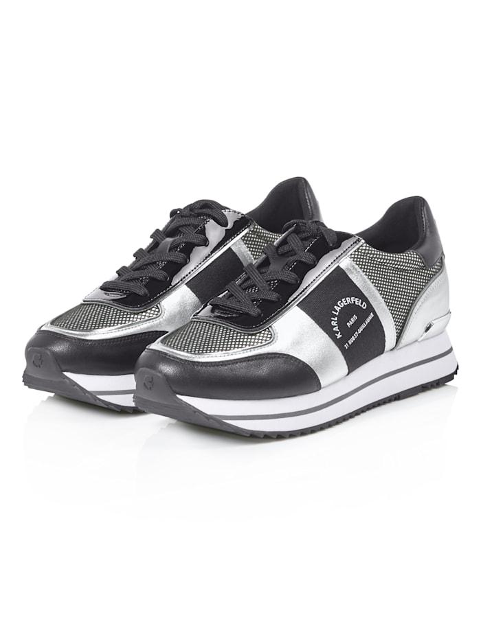 Karl Lagerfeld Sneaker, Schwarz