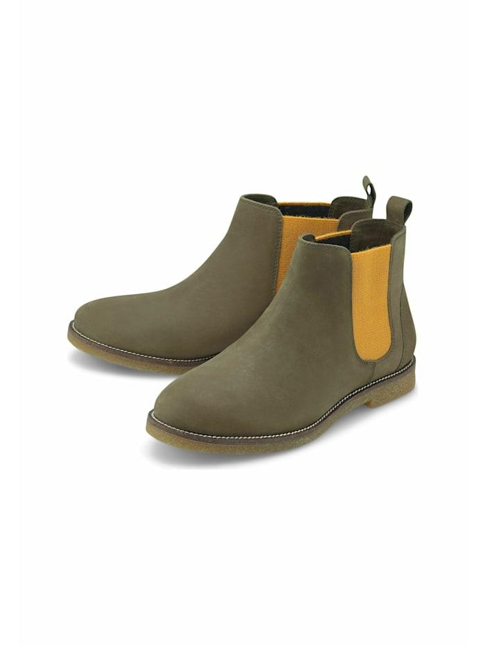 COX Chelsea-Boots Chelsea-Boots, khaki