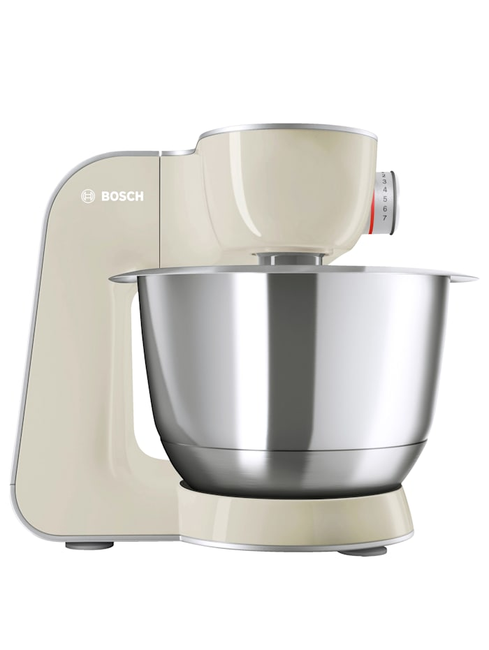 Bosch Robot pâtissier Bosch MUM58L20, gris minéral/gris argenté, Gris