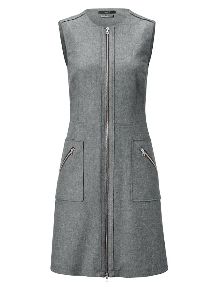 SET Kleid, Grau
