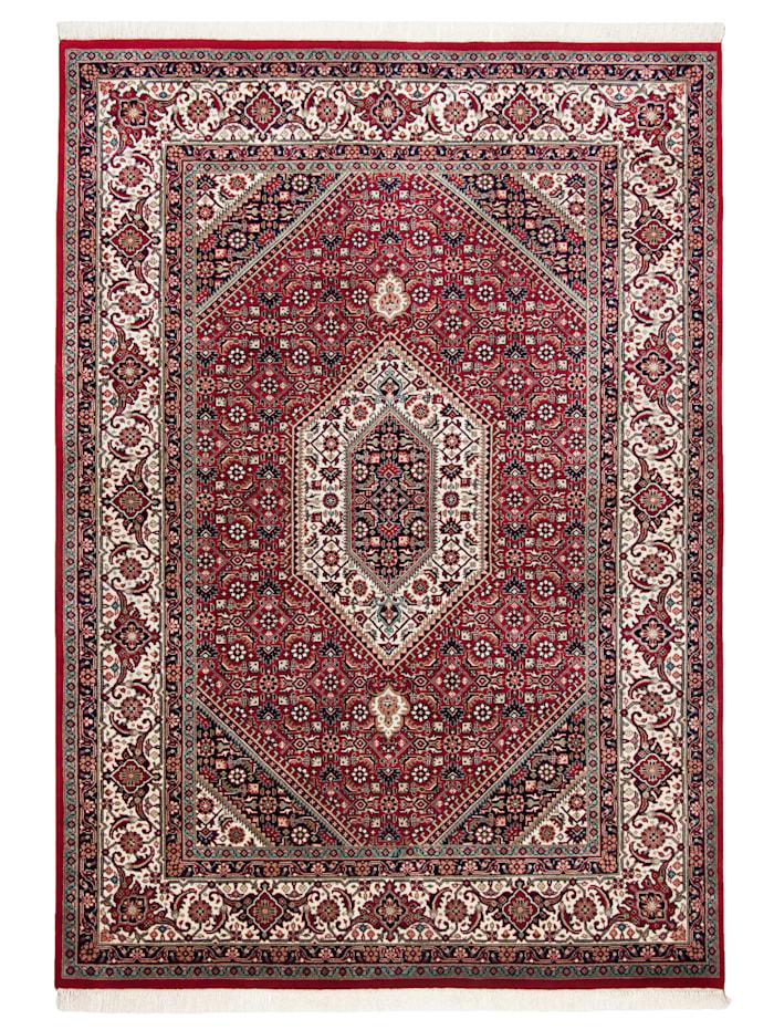 Theko®die Markenteppiche Orientteppich Hasan, Rot