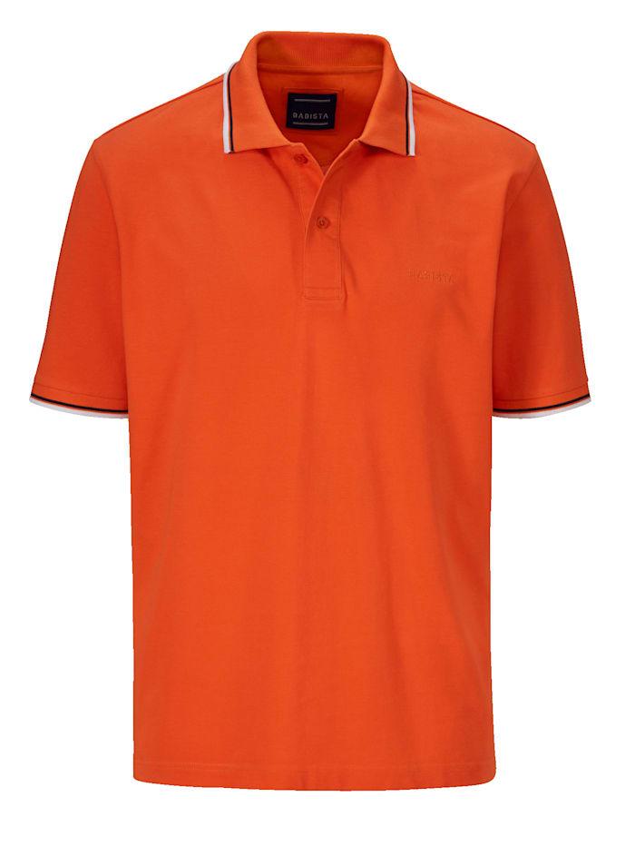 BABISTA Poloshirt, Oranje