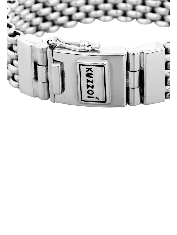 Armband Herren Robust Kastenverschluss 925 Sterling Silber