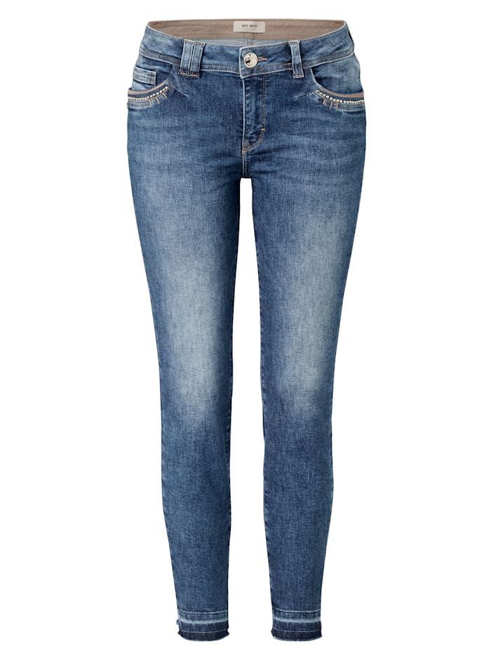 MOS MOSH Jeans, Blau