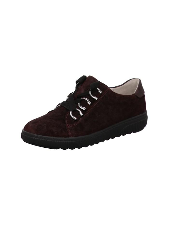 Waldläufer Sneaker, bordeaux