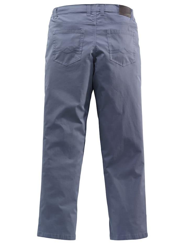Kohokuvioiset housut
