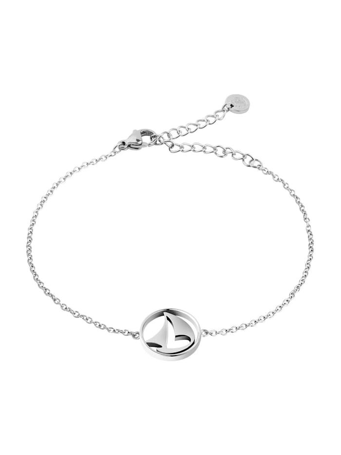 Paul Hewitt Paul Hewitt Damen-Armband Edelstahl, silber