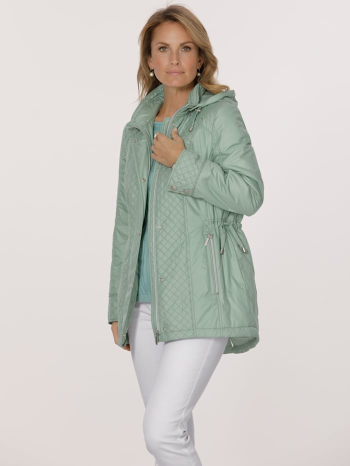 MONA Jacket with a high-quality lining, Lime Green