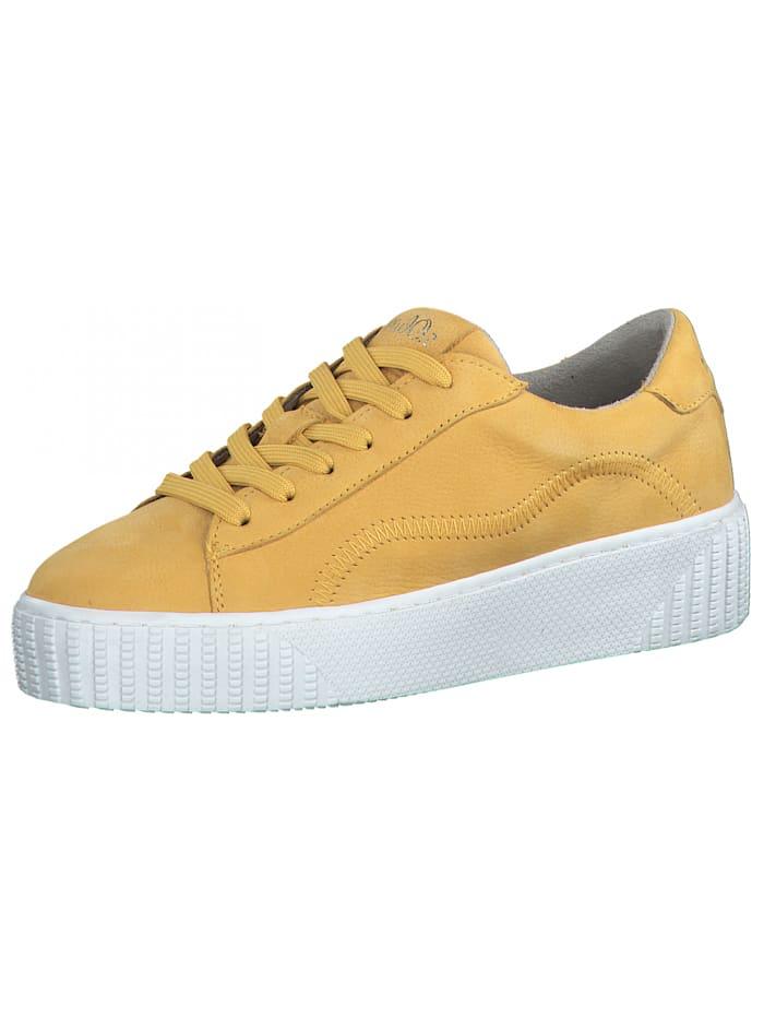 s.Oliver s.Oliver Sneaker, Gelb