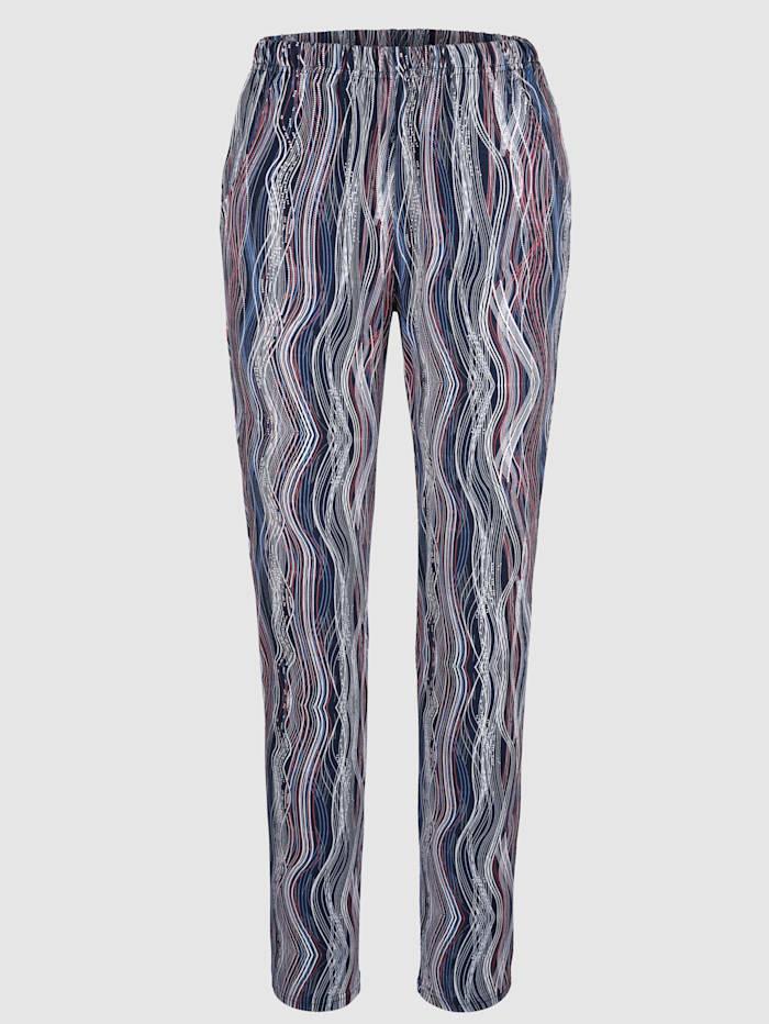 Pantalon en jersey confortable