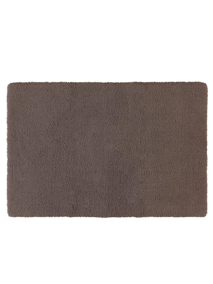 Rhomtuft Bademattenserie'Square', taupe