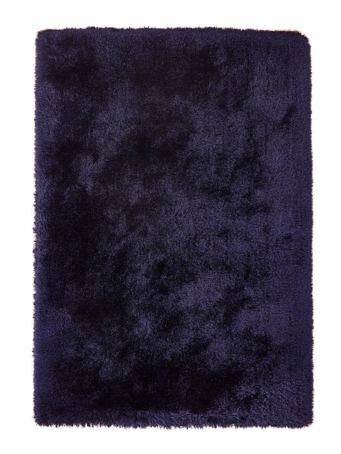 Kayoom Handtufteppich 'Willi', Blau