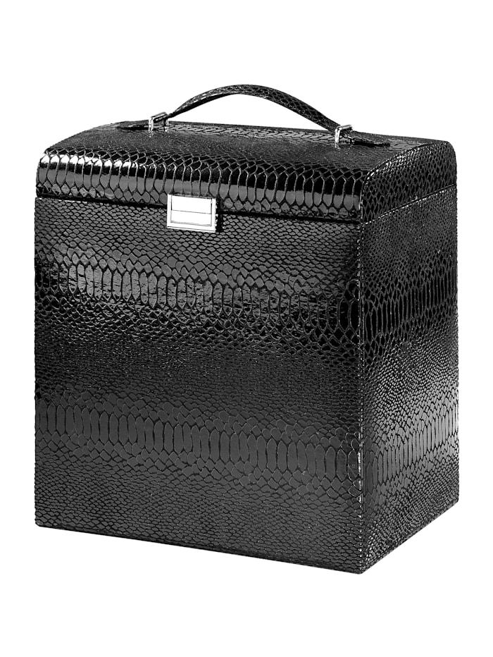 Golden Style Sieradenkoffer, Zwart