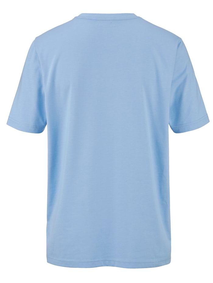 Kaksivärinen T-paita