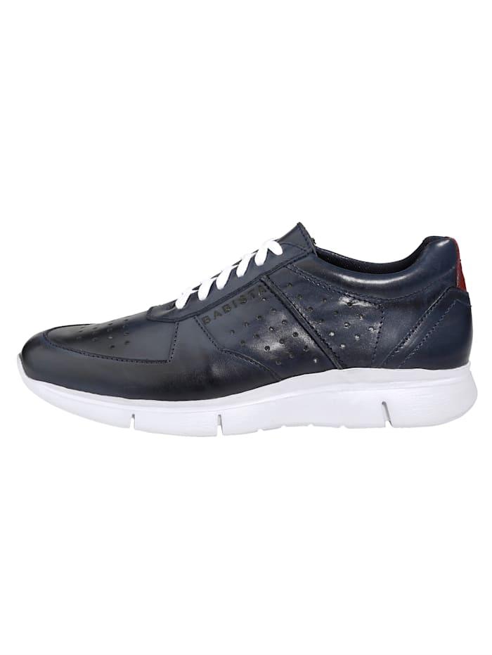 Sneakers avec perforations respirantes