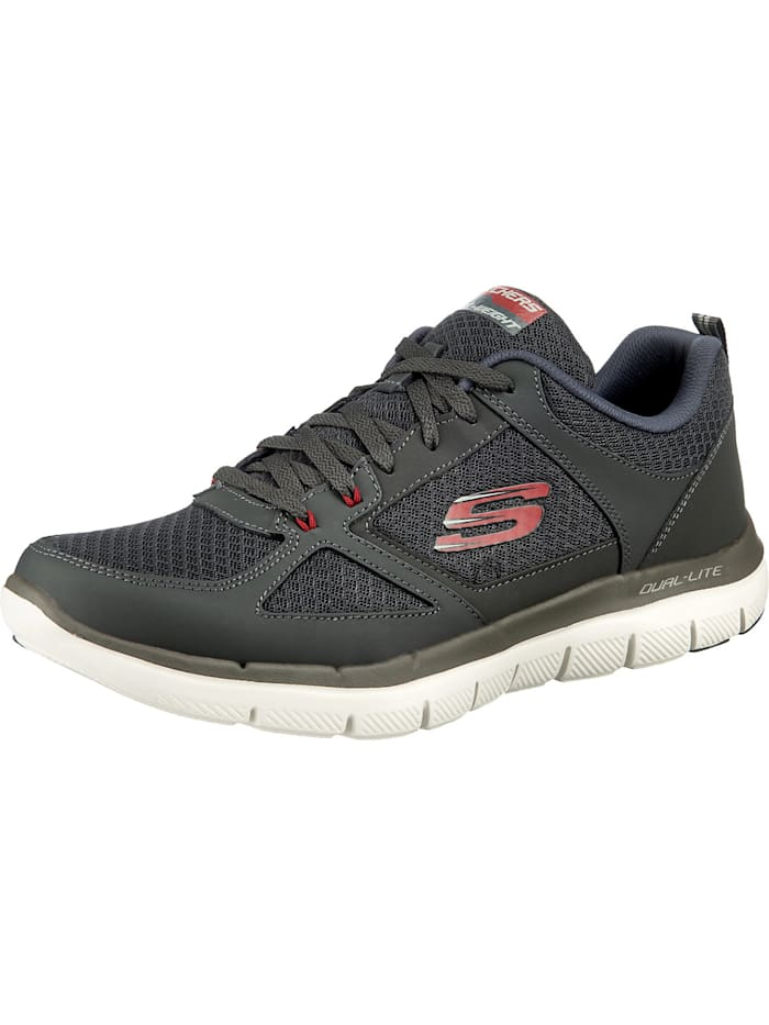 Skechers Flex Advantage 2.0 Lindman Sneakers Low, anthrazit
