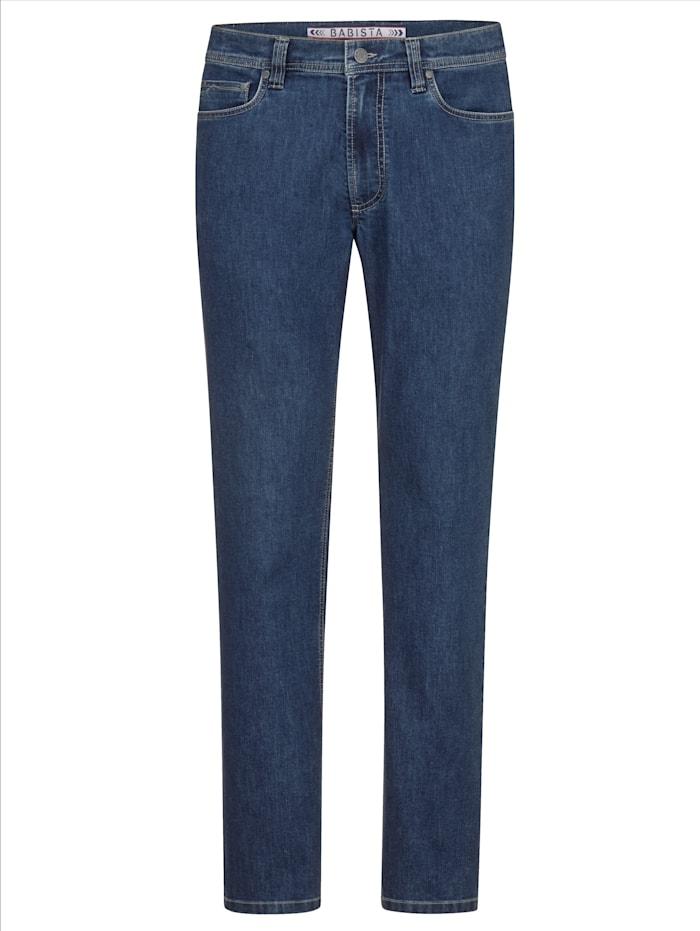 BABISTA Jeans Ideaal voor warme zomerdagen, Blauw