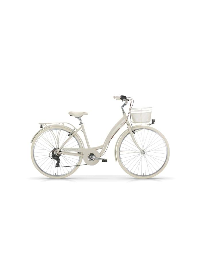MBM Citybike NEW Primavera 28 Zoll, Creme