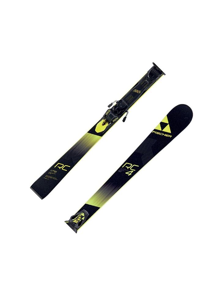 Fischer Fischer Skier RC4 WC RC RT + RC4 Z12 RT, Schwarz