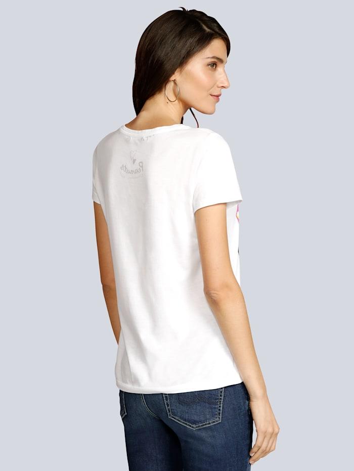 T-Shirt mit Snoopy-Motiv