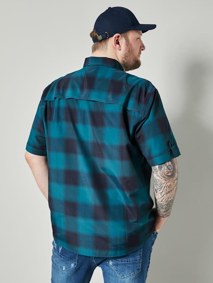 Overhemd met ruiten