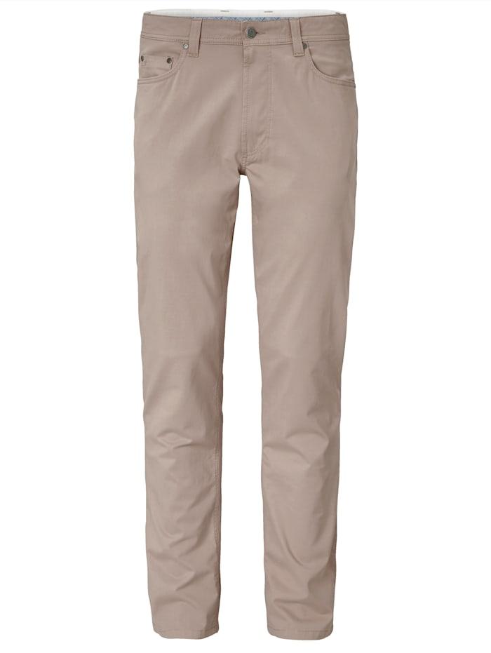 BABISTA Pantalon en matière estivale légère, Beige