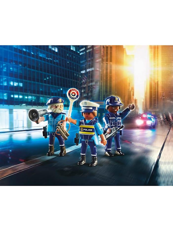 Konstruktionsspielzeug Figurenset Polizei