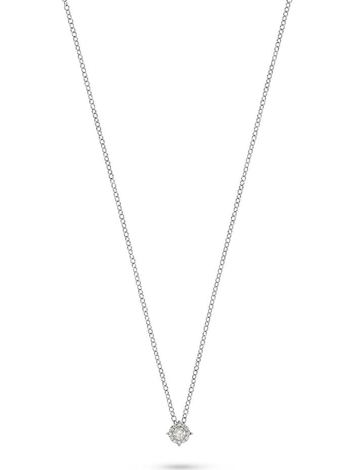CHRIST Diamonds CHRIST Diamonds Damen-Kette 375er Weißgold 13 Diamant, weißgold