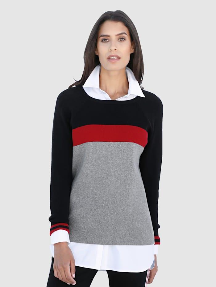 Jumper Timeless stripe design