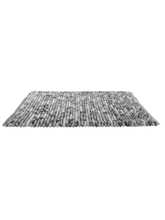 Badteppich Urdu Grau, 60 x 90 cm