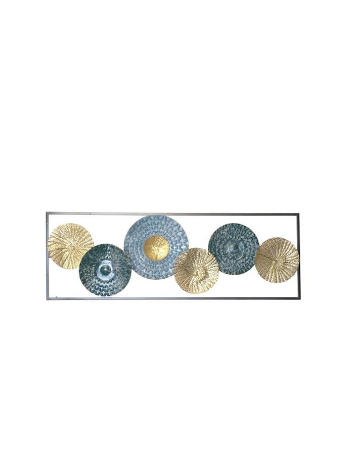Möbel-Direkt-Online Wanddekoration Saskia, anthrazit