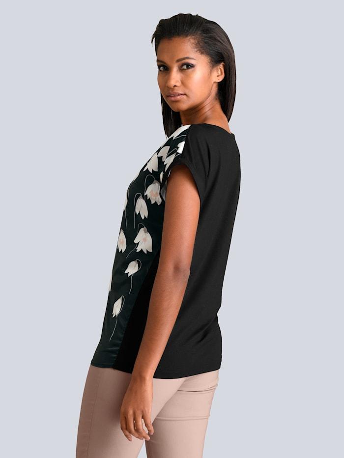 Druckshirt mit tollem Blumendruck